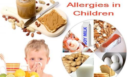 餵食副食品前請注意。哪些食物容易過敏??